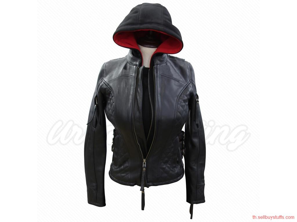 เว็บไซต์ลับของประเทศไทย Stylish Ladies & Gents Leather jackets. Biker jackets, Textile Jackets, Leather Coats,