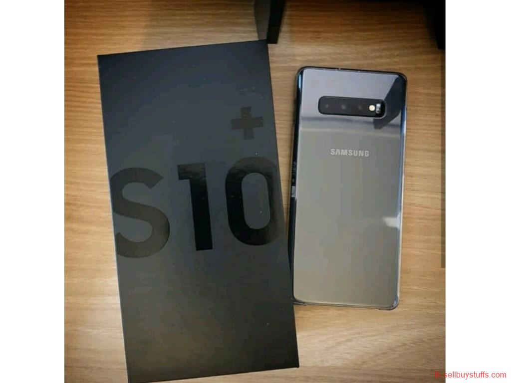 second hand/new: For Sale Samsung Galaxy s10+ 256GB (Unlocked)...$550
